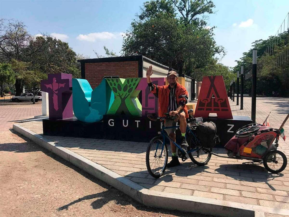 México, el país donde el cicloturismo se convierte en una actividad mortal