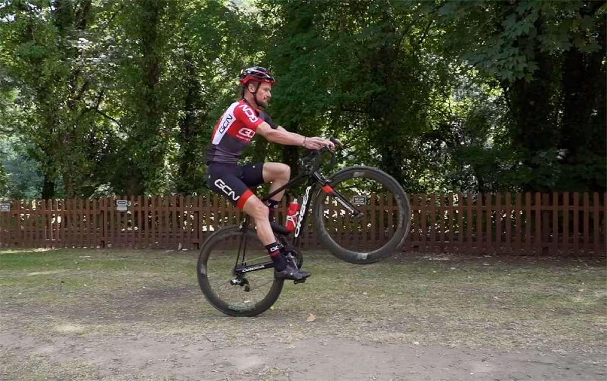 Cinco trucos para aprender a dominar la bicicleta