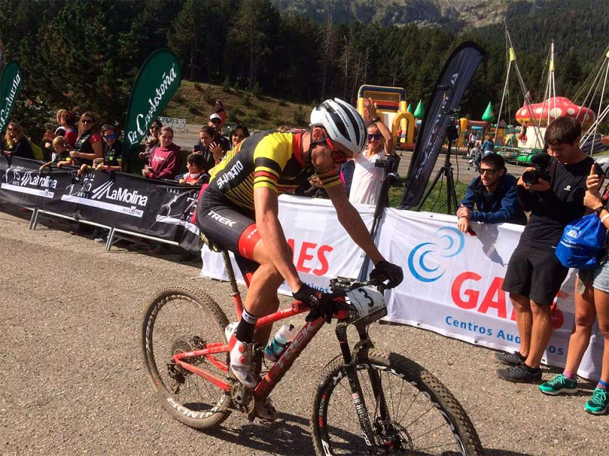Catalunya Bike Race 2018: Sergio Mantecón y Clàudia Galicia se proclaman campeones
