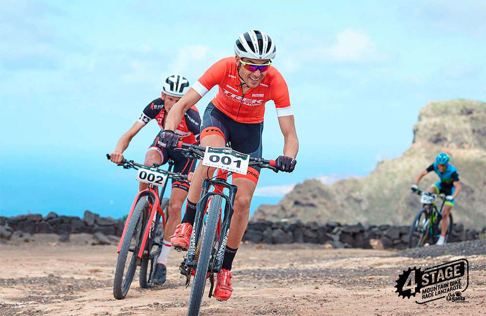 En TodoMountainBike: Sergio Mantecón e Isla Short se llevan la Club La Santa 4 Stage Mountain Bike Race Lanzarote 2018