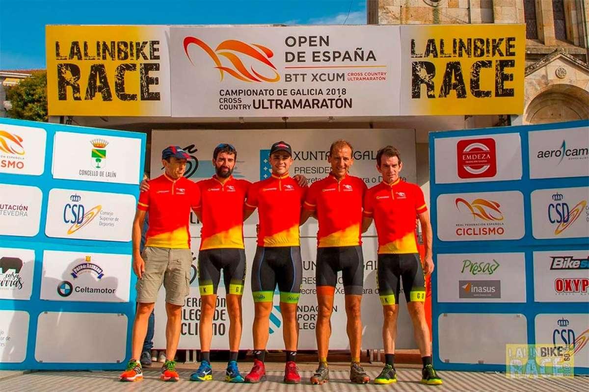 La Lalín Bike Race 2018 pone punto y final al Open de España de XC UltraMaratón