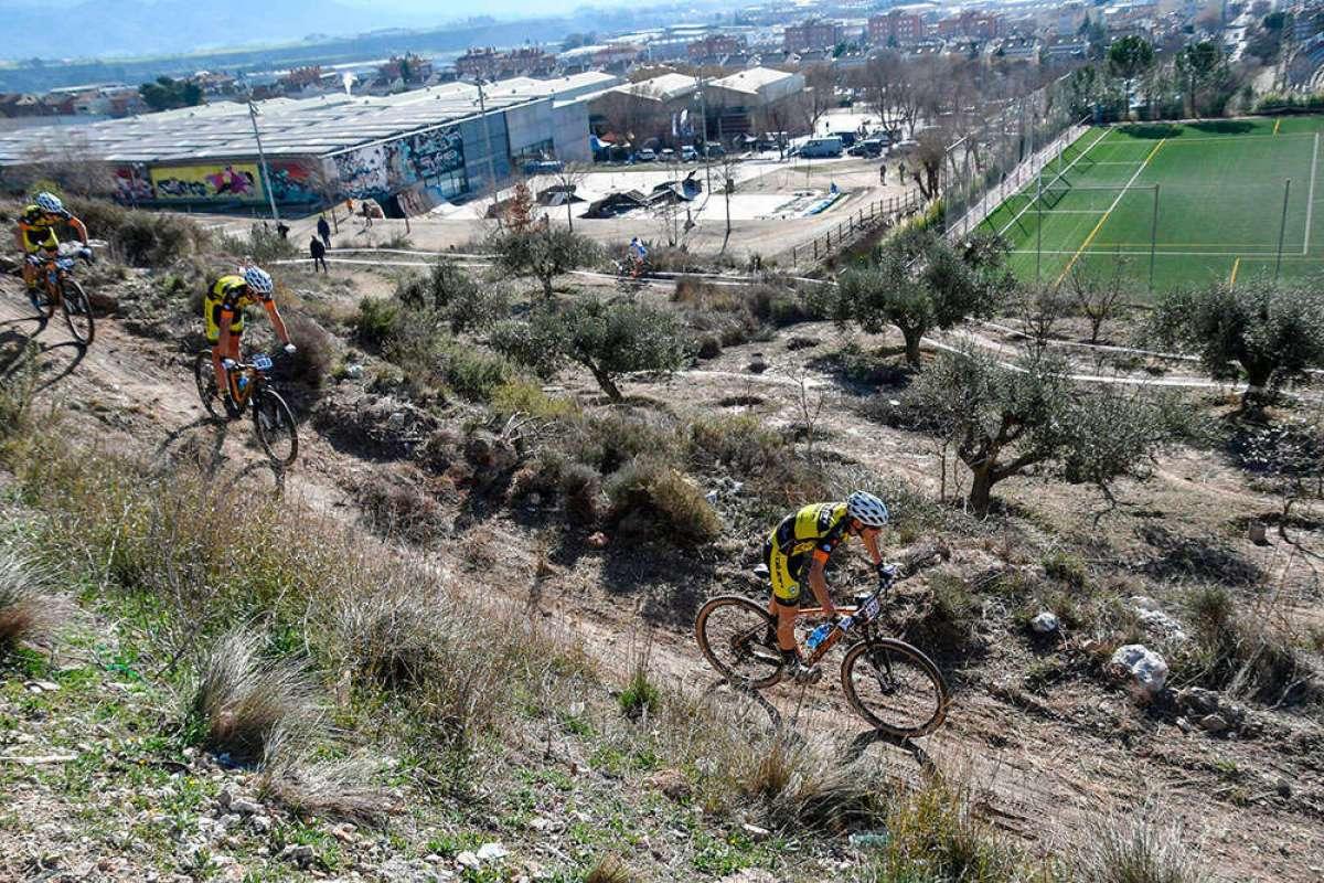 El Gran Premio Ciudad de Igualada abre el Open de Barcelona XCO 2018 con victorias de Mario Sinués y Laura Terradas