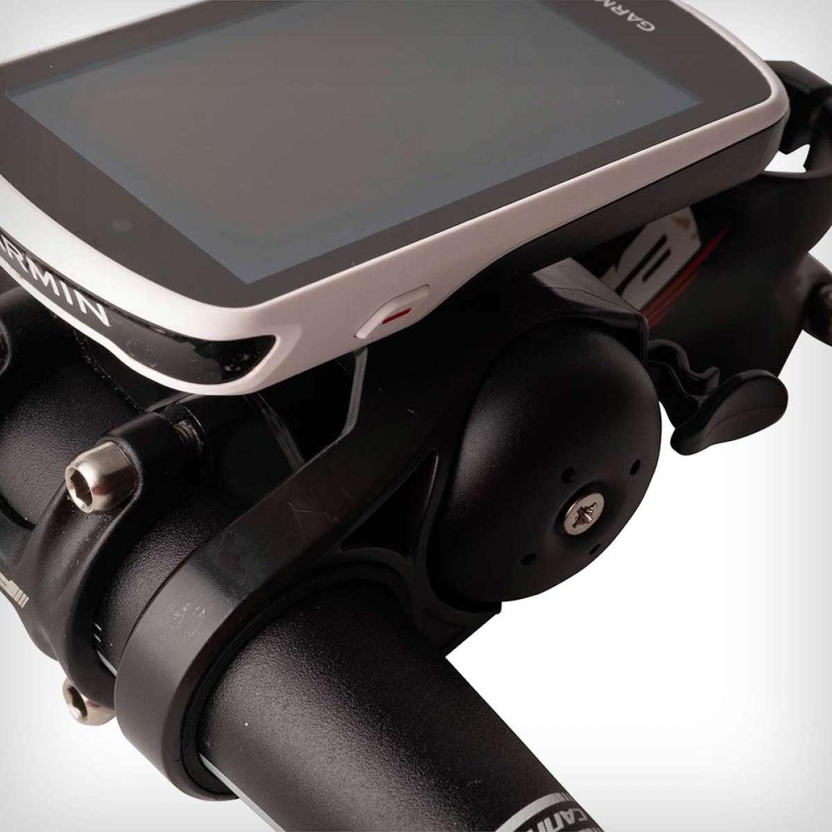 HideMyBell Insider, un soporte de ciclocomputador con timbre integrado para bicis de montaña