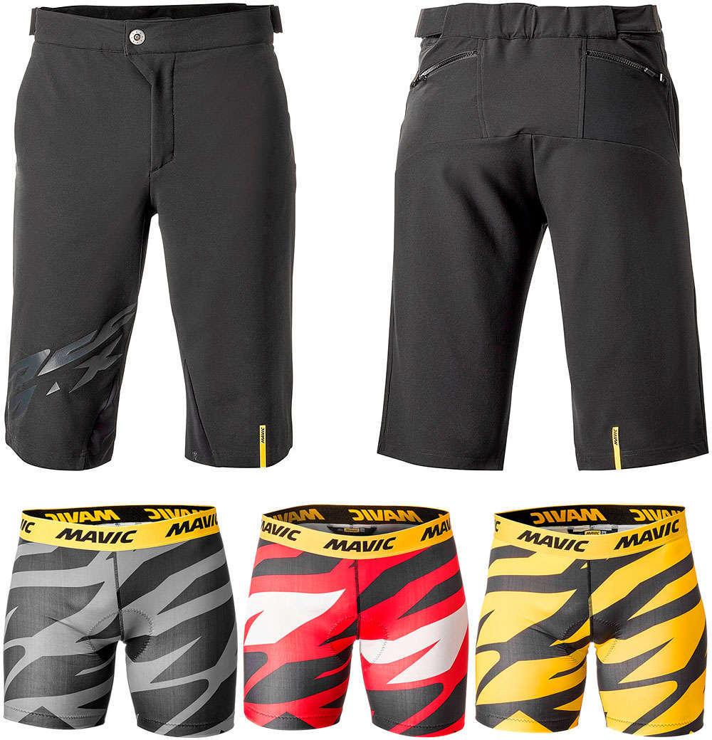 En TodoMountainBike: Mavic actualiza la colección Deemax Pro: dos maillots, un baggy y un culotte interior para amantes del All Mountain