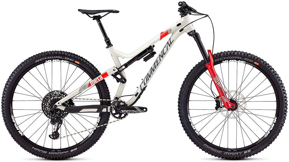 En TodoMountainBike: Commencal META AM 29 Race SRAM Edition, una bici de Enduro lista para competir