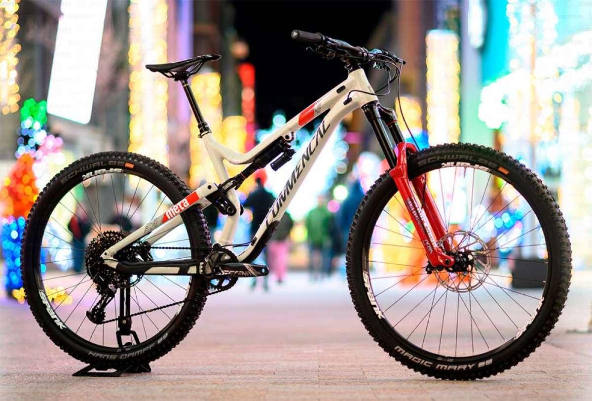 Commencal META AM 29 Race SRAM Edition, una bici de Enduro lista para competir
