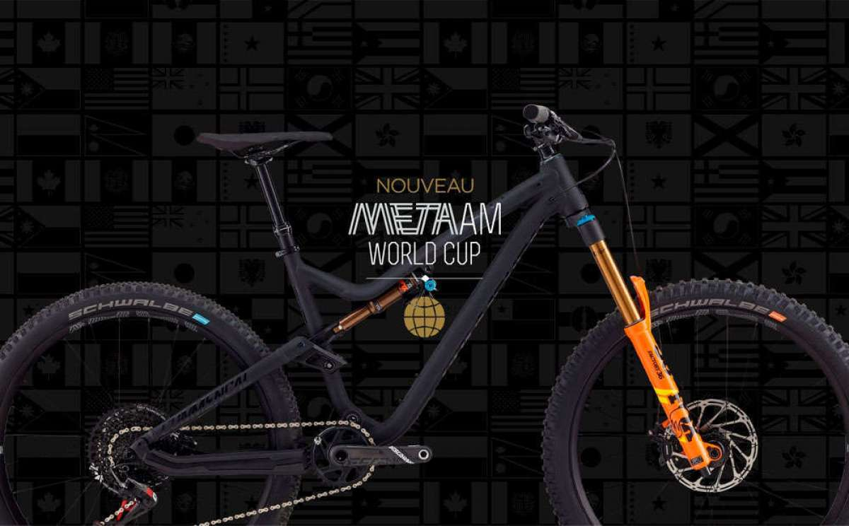 A la venta la Commencal META AM V4.2 World Cup Edition