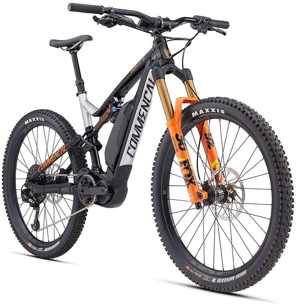En TodoMountainBike: Edición especial con suspensiones FOX Factory de serie para la Commencal META Power Race