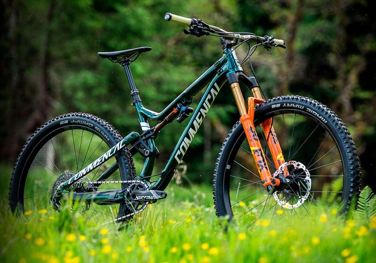 Commencal META Trail 29 de 2019, una bicicleta de Trail para divertirse en el monte sin concesiones