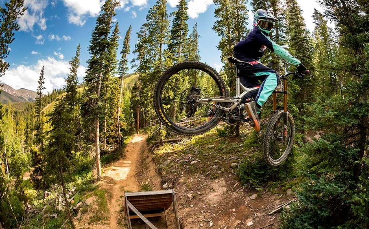At TodoMountainBike: The young promises of the Commencal US Junior Cartel, how do they ride?