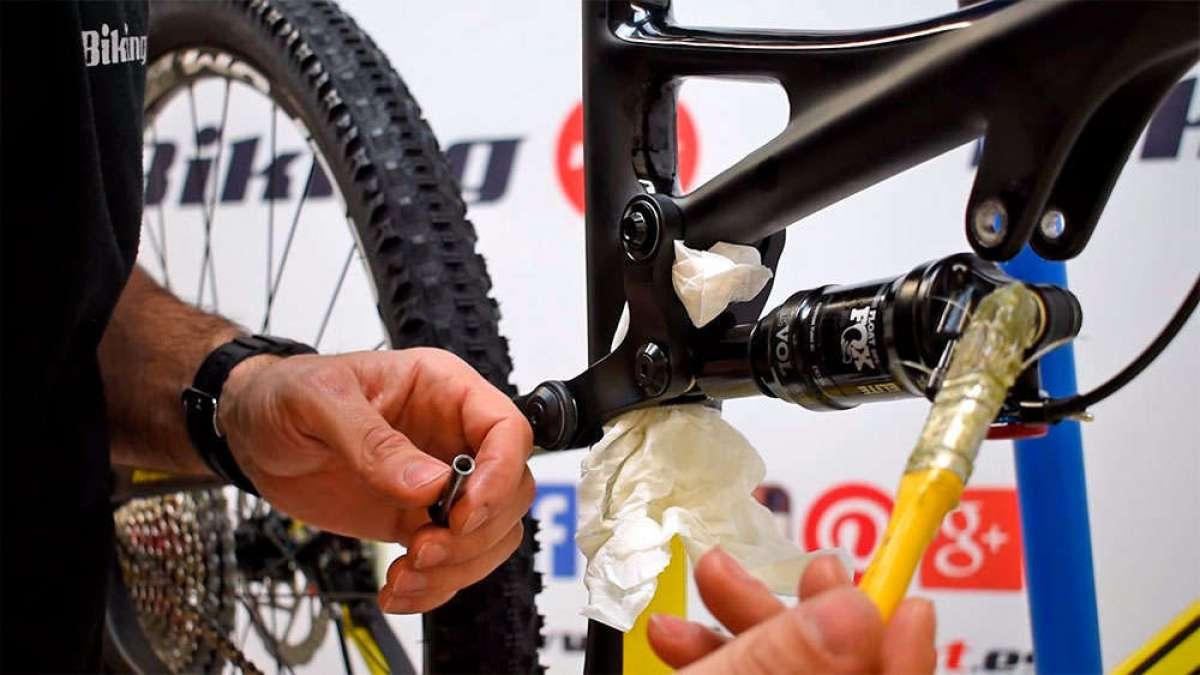 ¿Cómo eliminar los ruidos de la bicicleta? En este completo vídeo, todas las respuestas