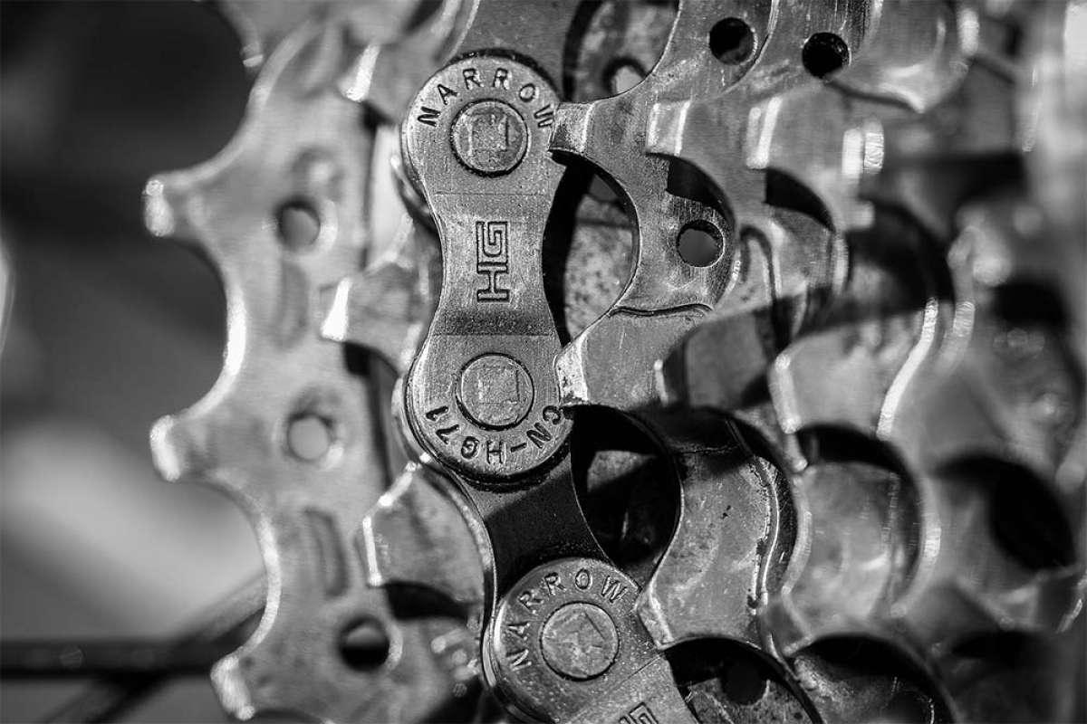 Cómo engrasar correctamente la cadena con cera lubricante: los tres puntos clave