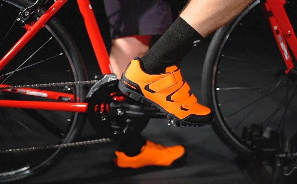¿Cómo funcionan los pedales automáticos para bicicletas de montaña o de carretera? Trek Bikes lo explica