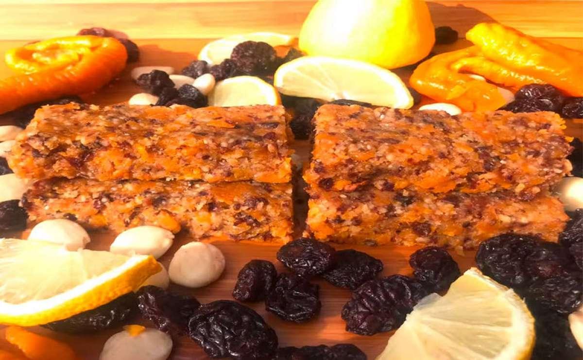 ¿Cómo hacer barritas energéticas caseras sin gluten? Carlos y Marta Verona lo explican