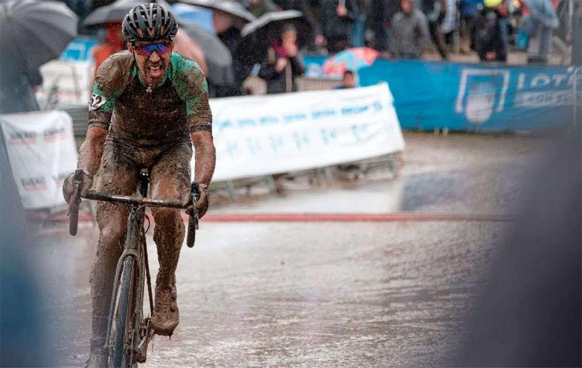 ¿Cómo preparar una carrera de ciclocross? Tomi Misser lo explica