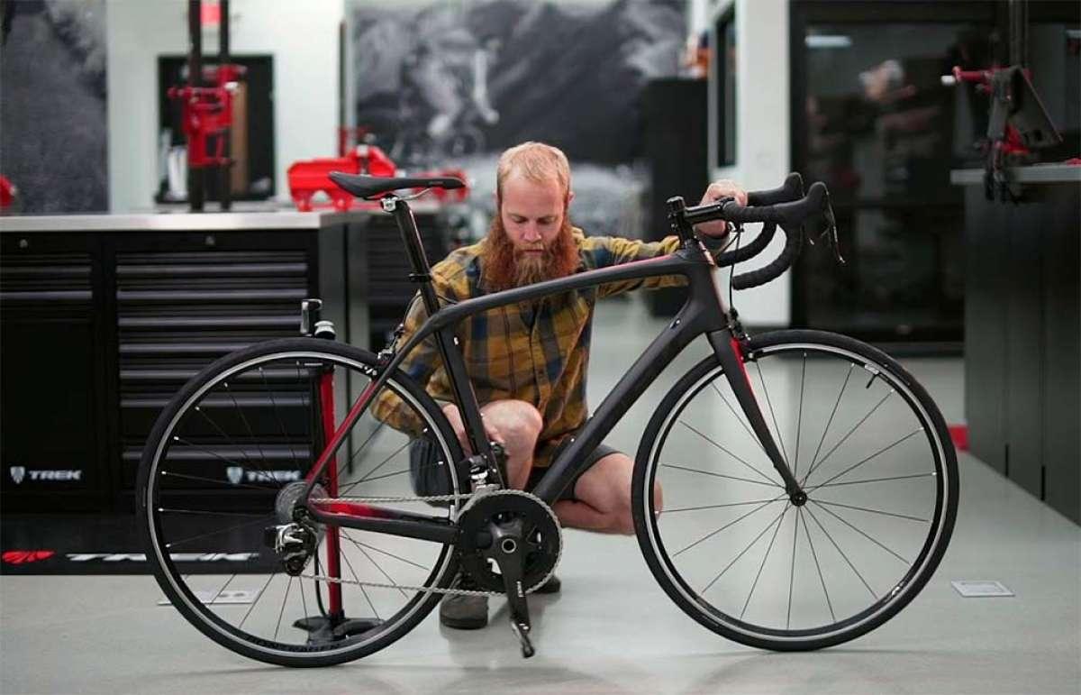 ¿Qué hay que revisar en la bicicleta antes de una salida? Trek Bikes lo explica