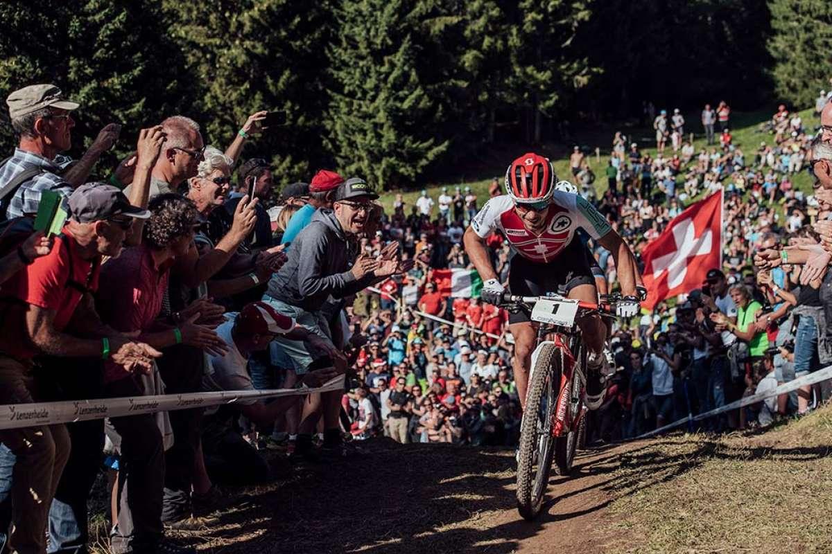 Competiciones UCI de Mountain Bike: el año 2018 en cifras