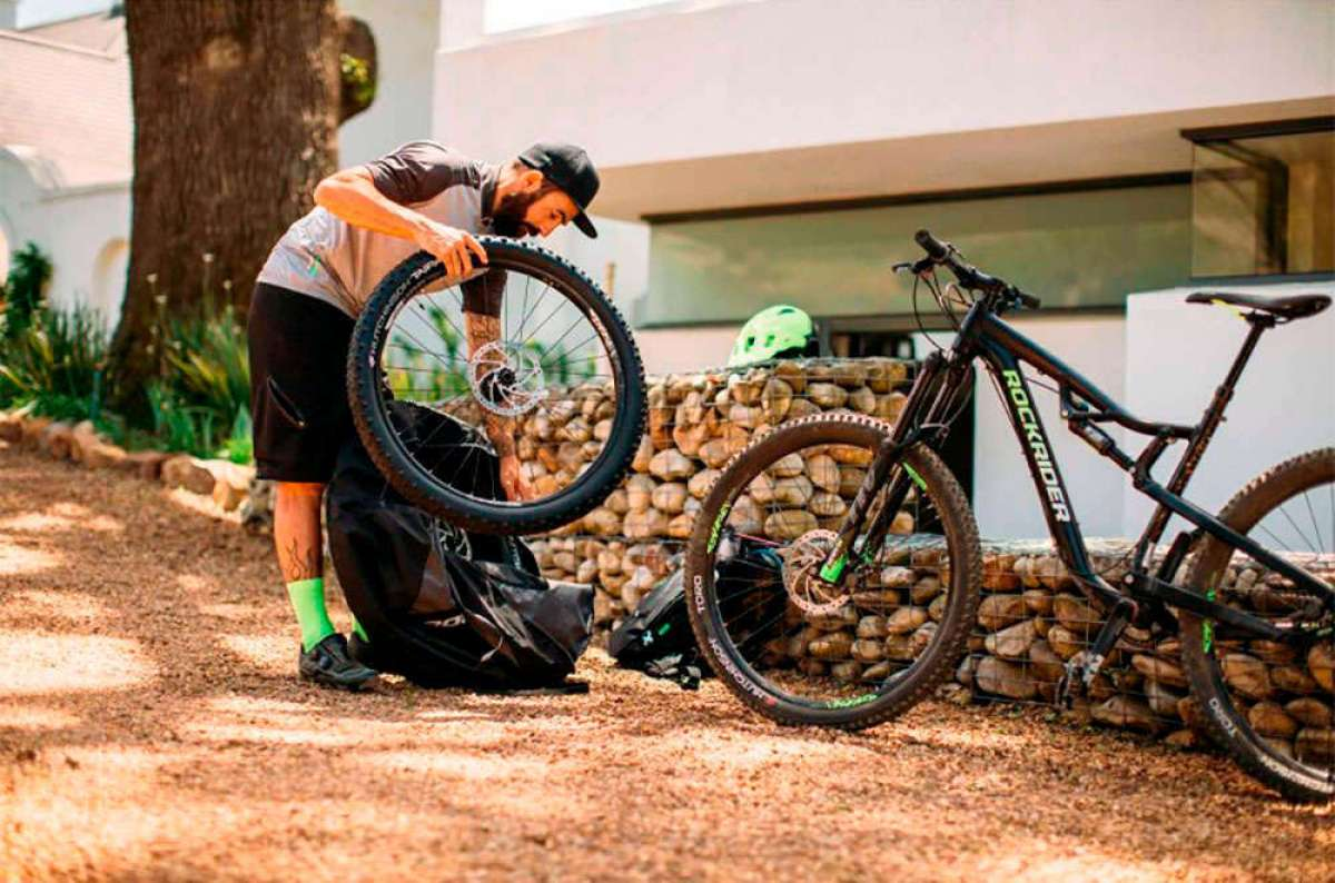 "Así es el concepto ""Switch and Ride"" de Decathlon: una bicicleta, tres medidas de rueda"