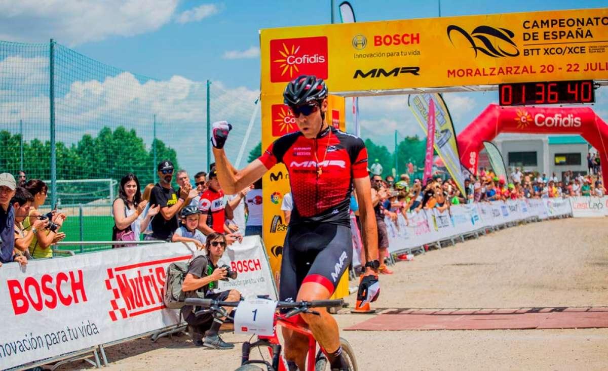 Todos los corredores españoles convocados para los Campeonatos de Europa de Carretera, Pista, XCO y BMX de 2018