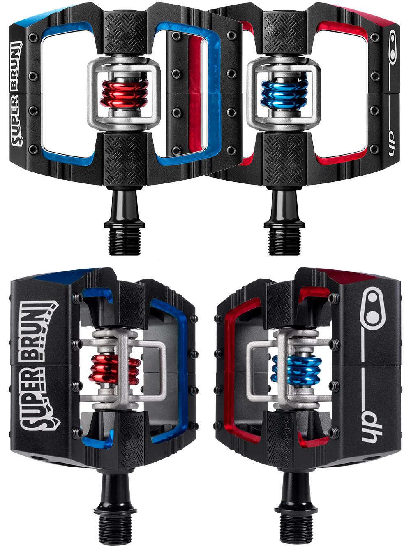 En TodoMountainBike: Crankbrothers lanza los pedales Mallet DH Superbruni Edition