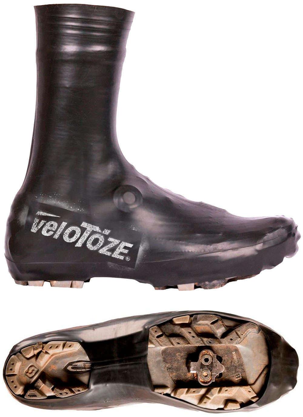 En TodoMountainBike: Adiós al frío en los pies con los cubrebotas fabricados en látex de veloToze