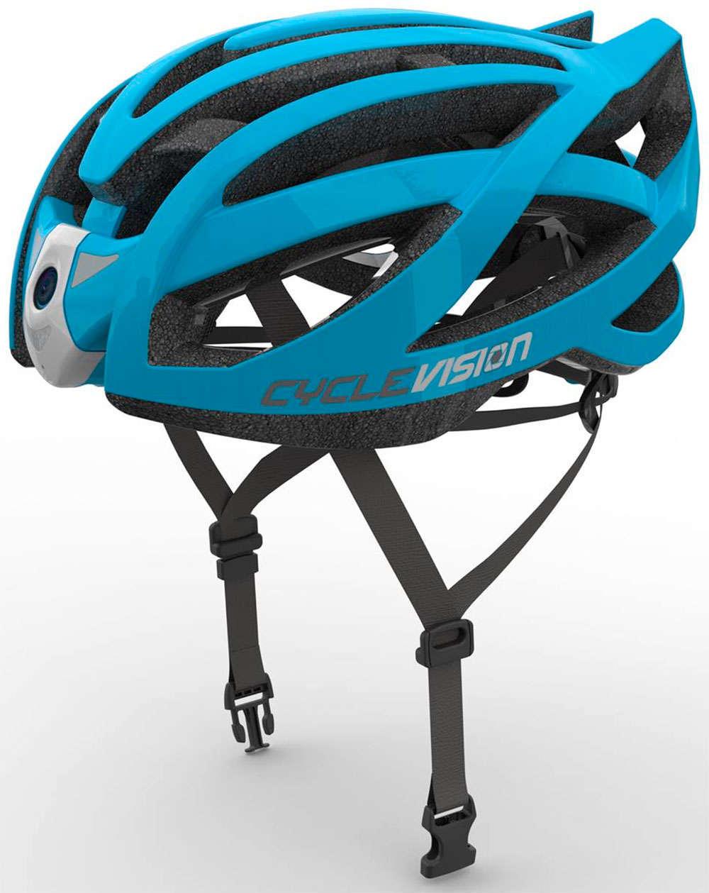 En TodoMountainBike: Cyclevision Edge, el primer casco con dos cámaras integradas y transmisión de vídeo en directo