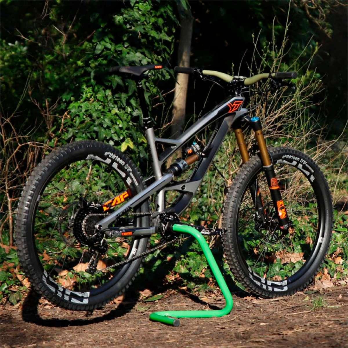 Cycloc Hobo, un soporte perfecto para reparaciones y almacenamiento de la bicicleta