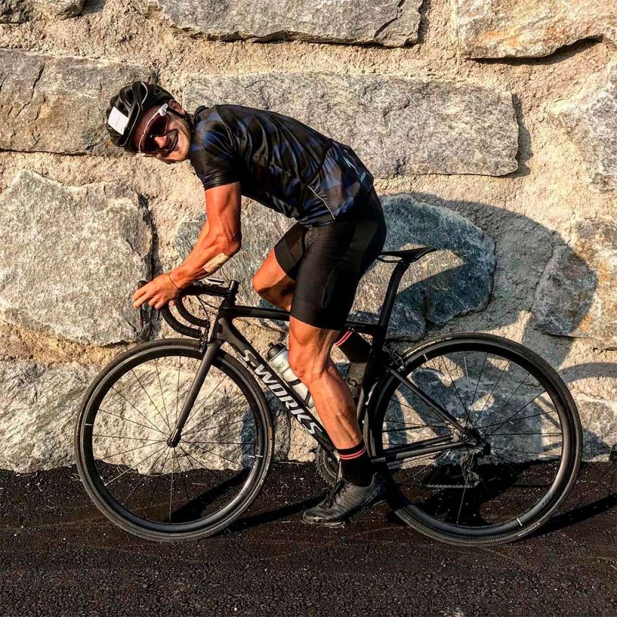 Daniel Federspiel, bicampeón del mundo de XCE, abandona la modalidad y se pasa al ciclismo de carretera