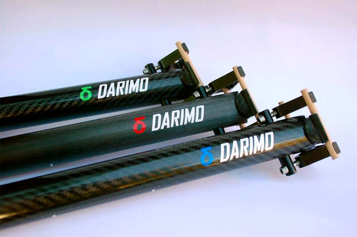 Darimo, componentes de carbono ultraligeros 'Made in Spain'