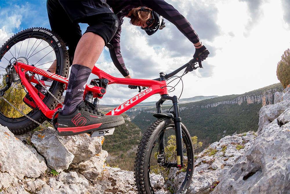 En TodoMountainBike: David Cachon se convierte en embajador de Kross Bikes