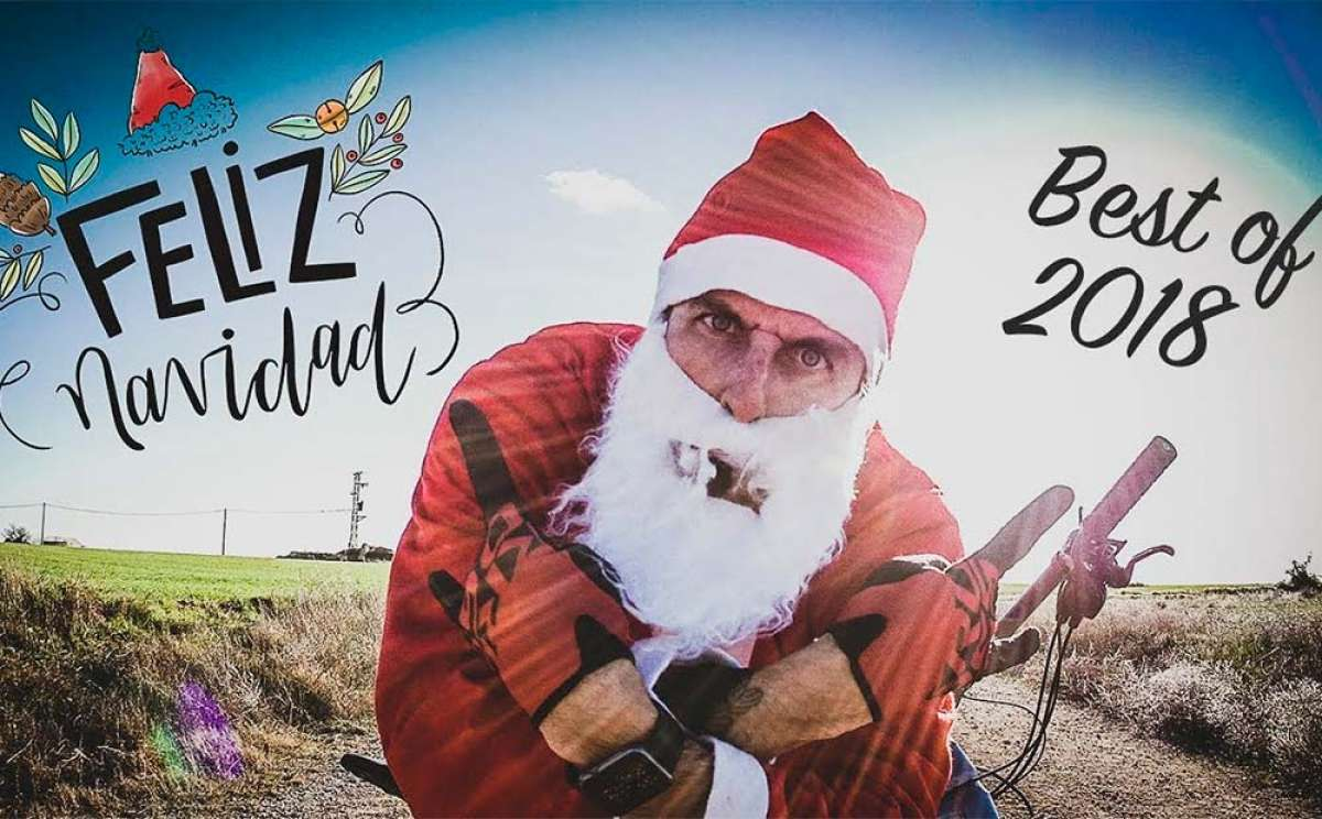 La felicitación navideña de David Cachón: sus mejores escenas de 2018
