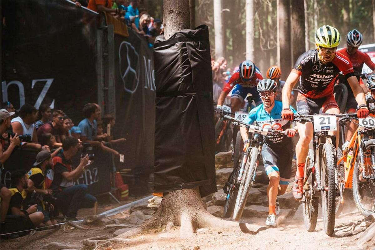 """Carlos Coloma, sobre su décimo puesto en Nové Město: """"Con ganas de más y de mantener esta línea en próximas carreras"""""""