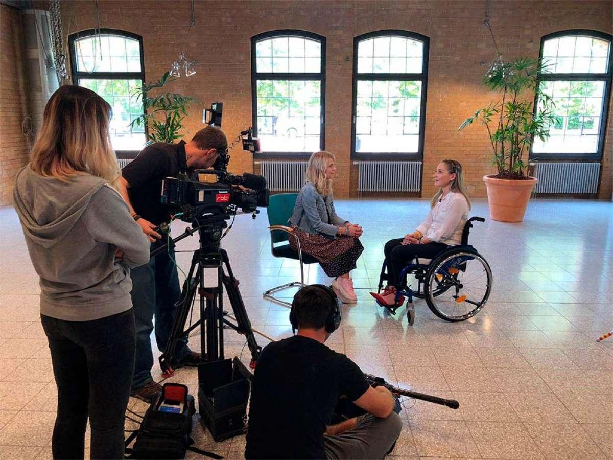 """En TodoMountainBike: Kristina Vogel, tras quedarse parapléjica: """"Puede que ahora consiga mi duodécima medalla en otro sitio"""""""