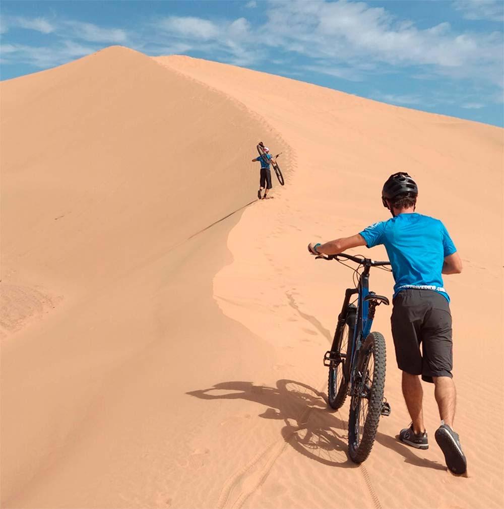 En TodoMountainBike: Llega la Desert Bike Ride, una aventura de lujo para descubrir el desierto marroquí sobre una MTB