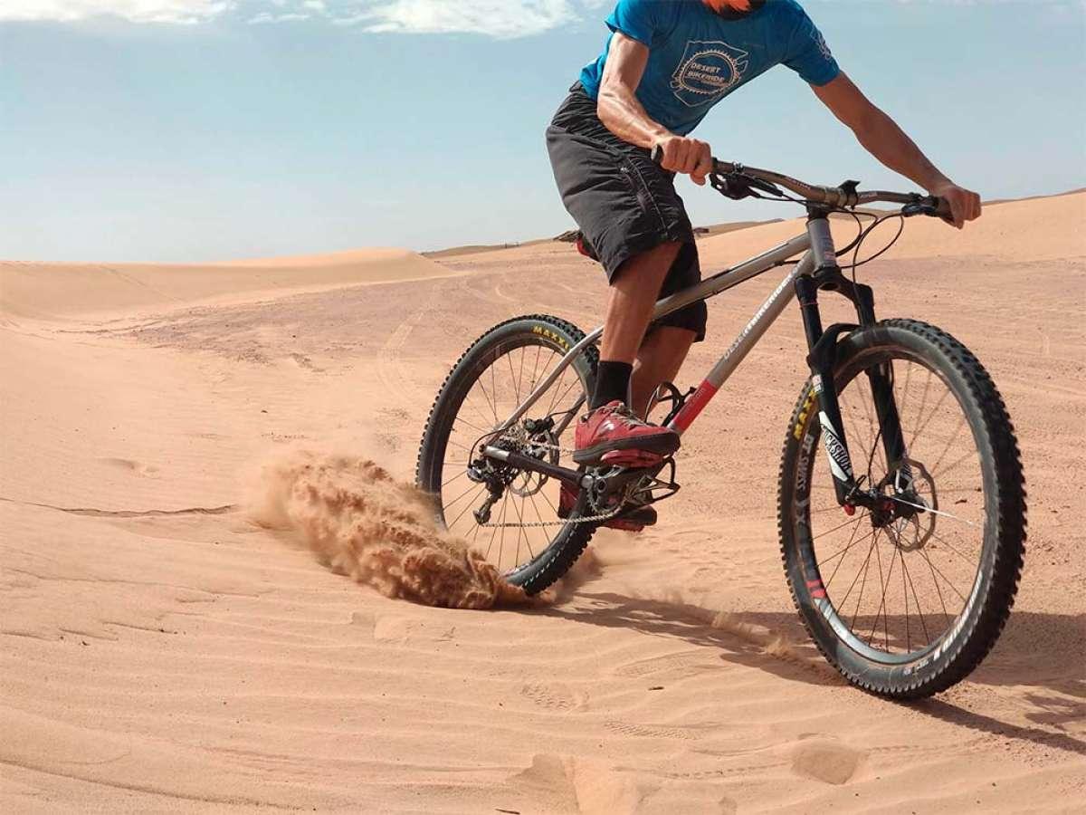 Llega la Desert Bike Ride, una aventura de lujo para descubrir el desierto marroquí sobre una MTB
