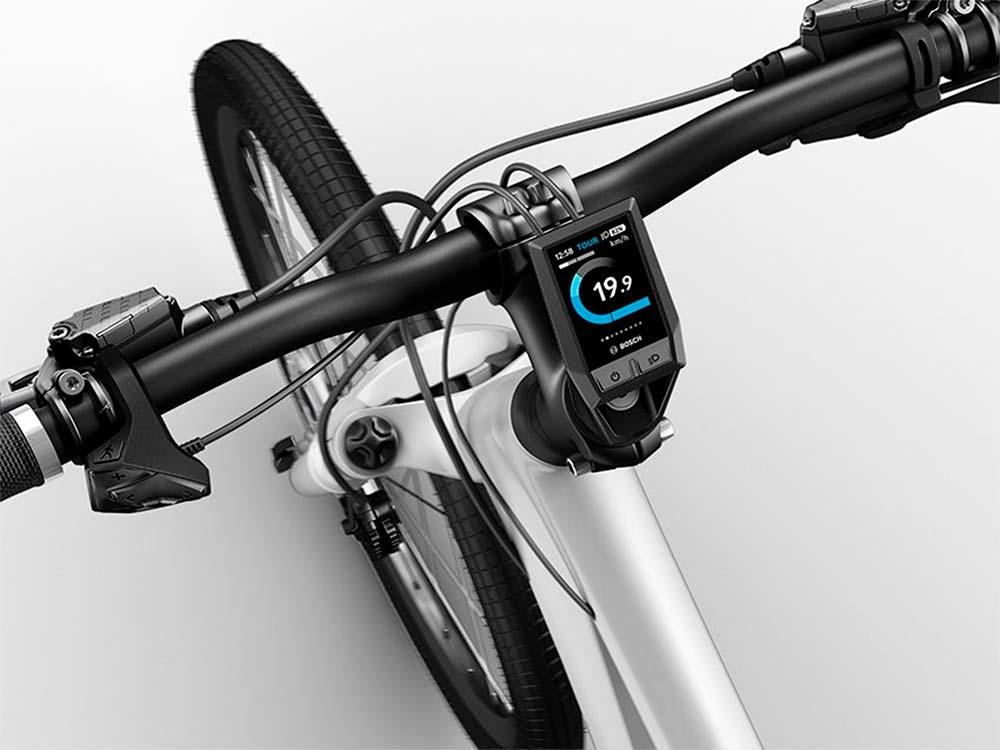 En TodoMountainBike: Bosch presenta el ciclocomputador Kyox para bicis eléctricas, más compacto y a todo color