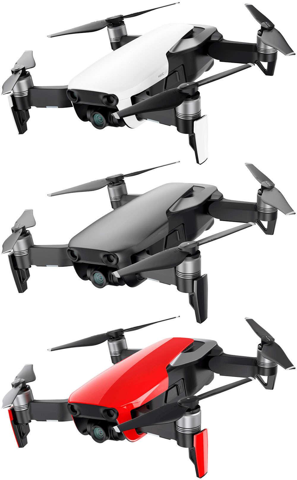 En TodoMountainBike: DJI Mavic Air, un dron ultracompacto y ligero con captura de vídeo a 4K