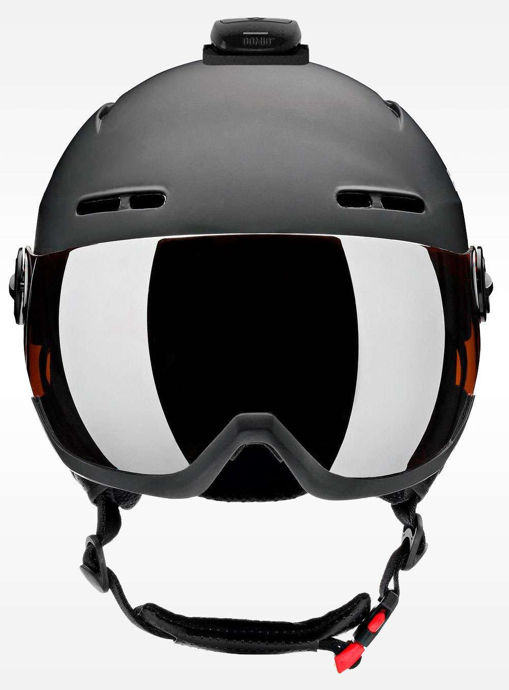 Domio, un dispositivo que transforma cualquier casco en un completo sistema de sonido
