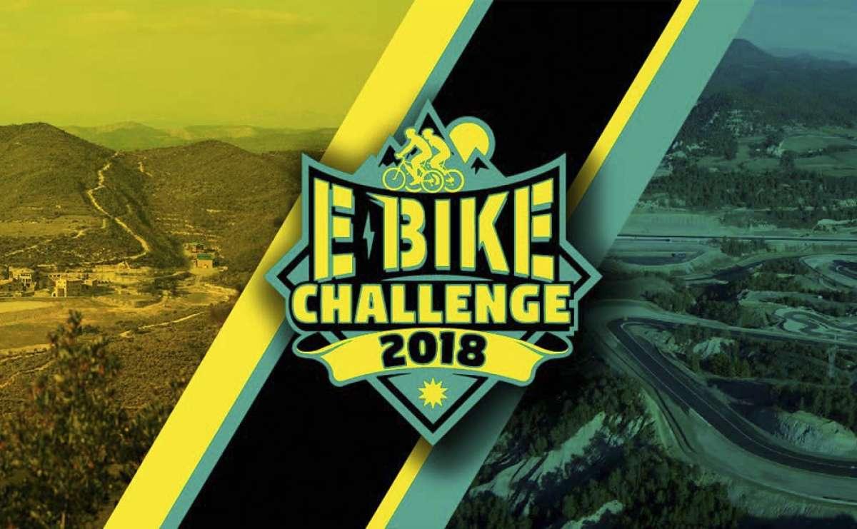 E-Bike Challenge 2018, dos nuevas carreras solo para bicicletas eléctricas de montaña