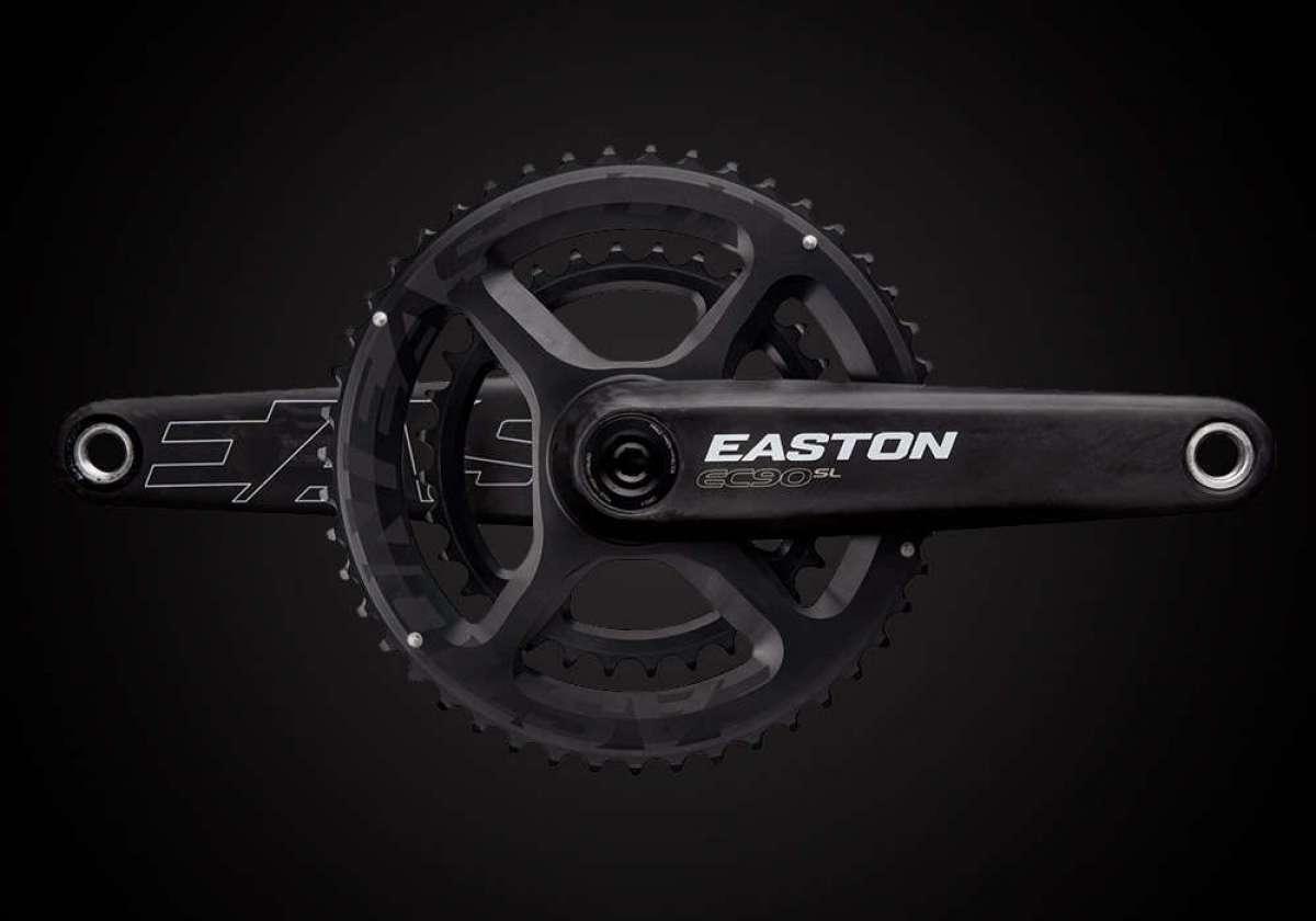 """Easton presenta tres juegos de platos """"Direct Mount"""" específicos para bicicletas de Gravel"""