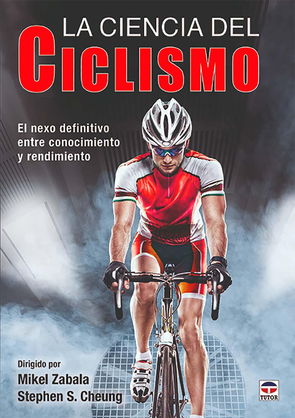 'La ciencia del ciclismo' de Ediciones Tutor, un libro esencial para comprender los principios científicos y tecnológicos del ciclismo