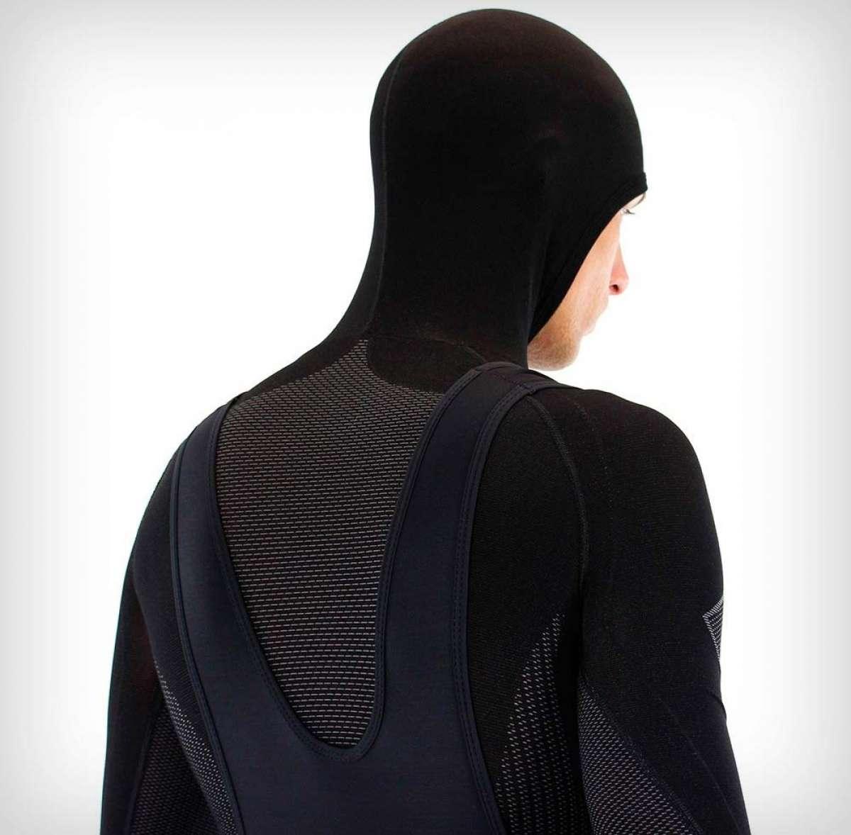 Protección extra contra el frío con la camiseta interior Ekoï Thermo con capucha integrada