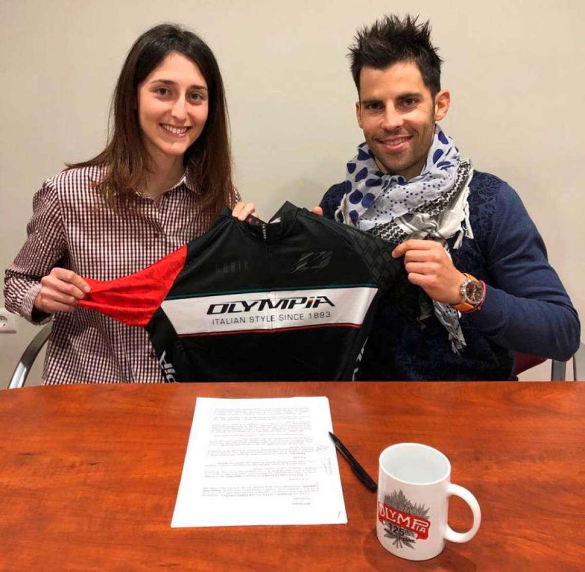 Elena Lloret, subcampeona de España de XCO, se une al Olympia Factory Cycling Team