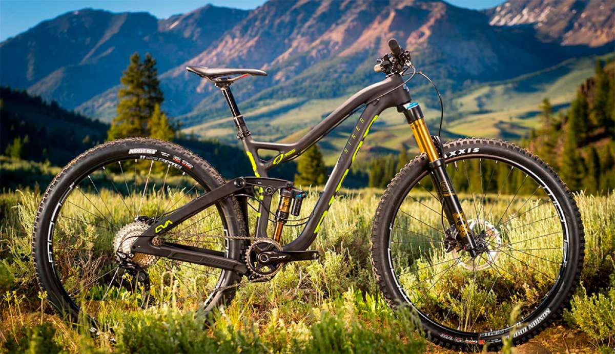 Emersion International Limited (EIL) se convierte en propietaria de Niner Bikes