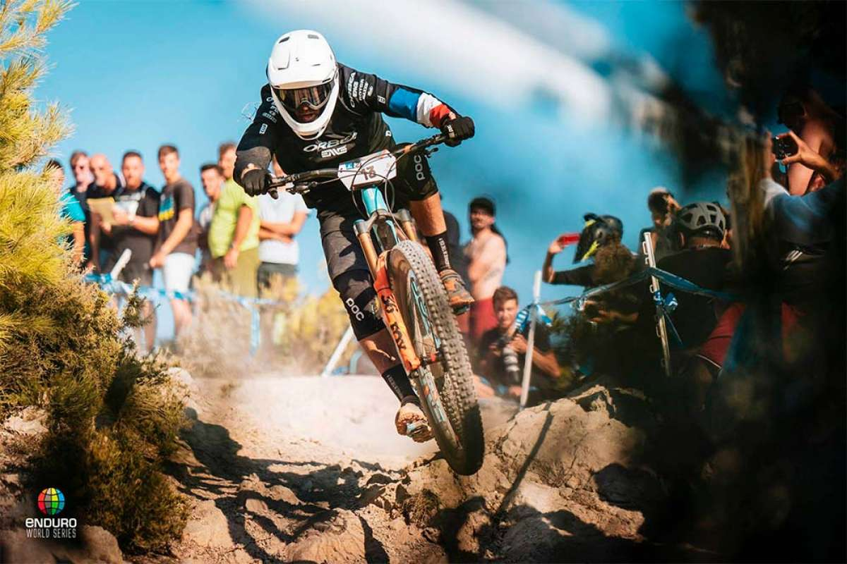 Las Enduro World Series 2018 de Finale Ligure con el Orbea Enduro Team