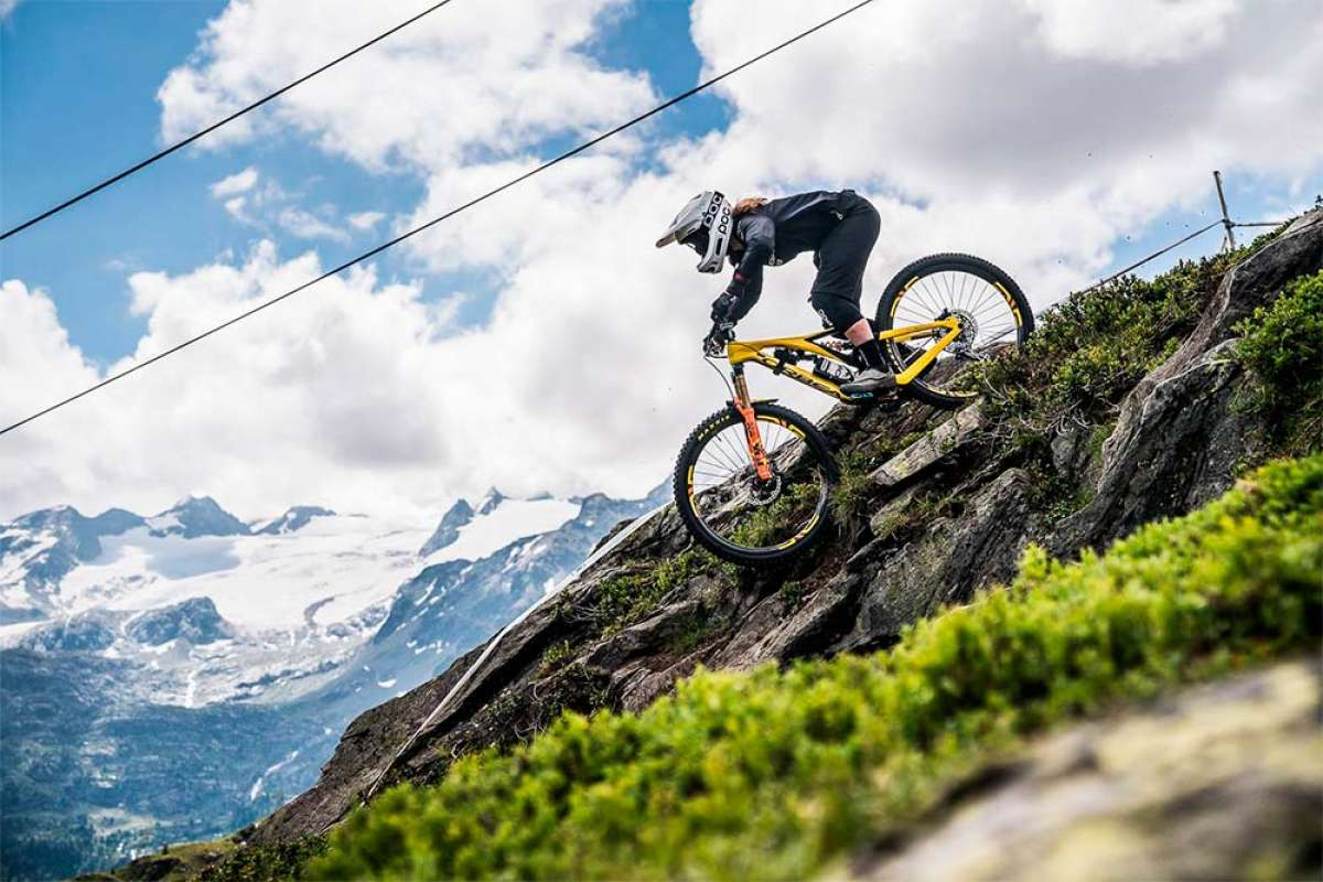 Las Enduro World Series 2018 de La Thuile (Italia) con el Orbea Enduro Team