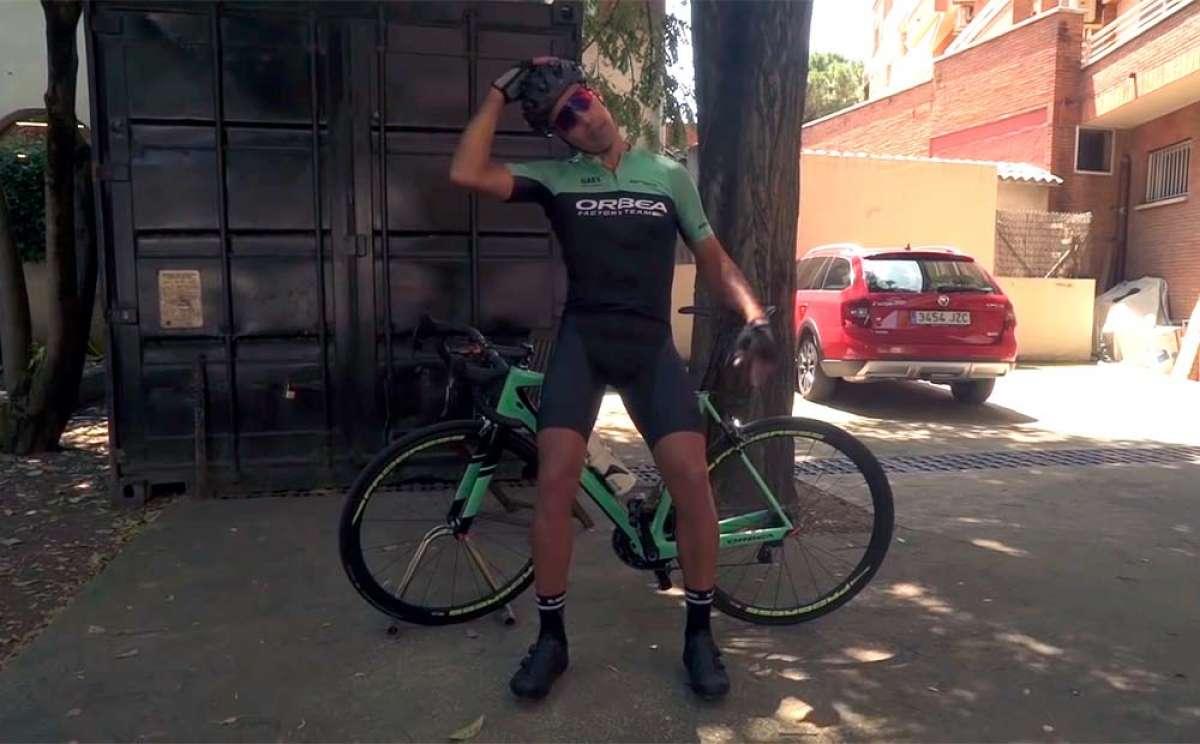 Preparación física con Tomi Misser: el entrenamiento de la flexibilidad con ayuda de la bicicleta