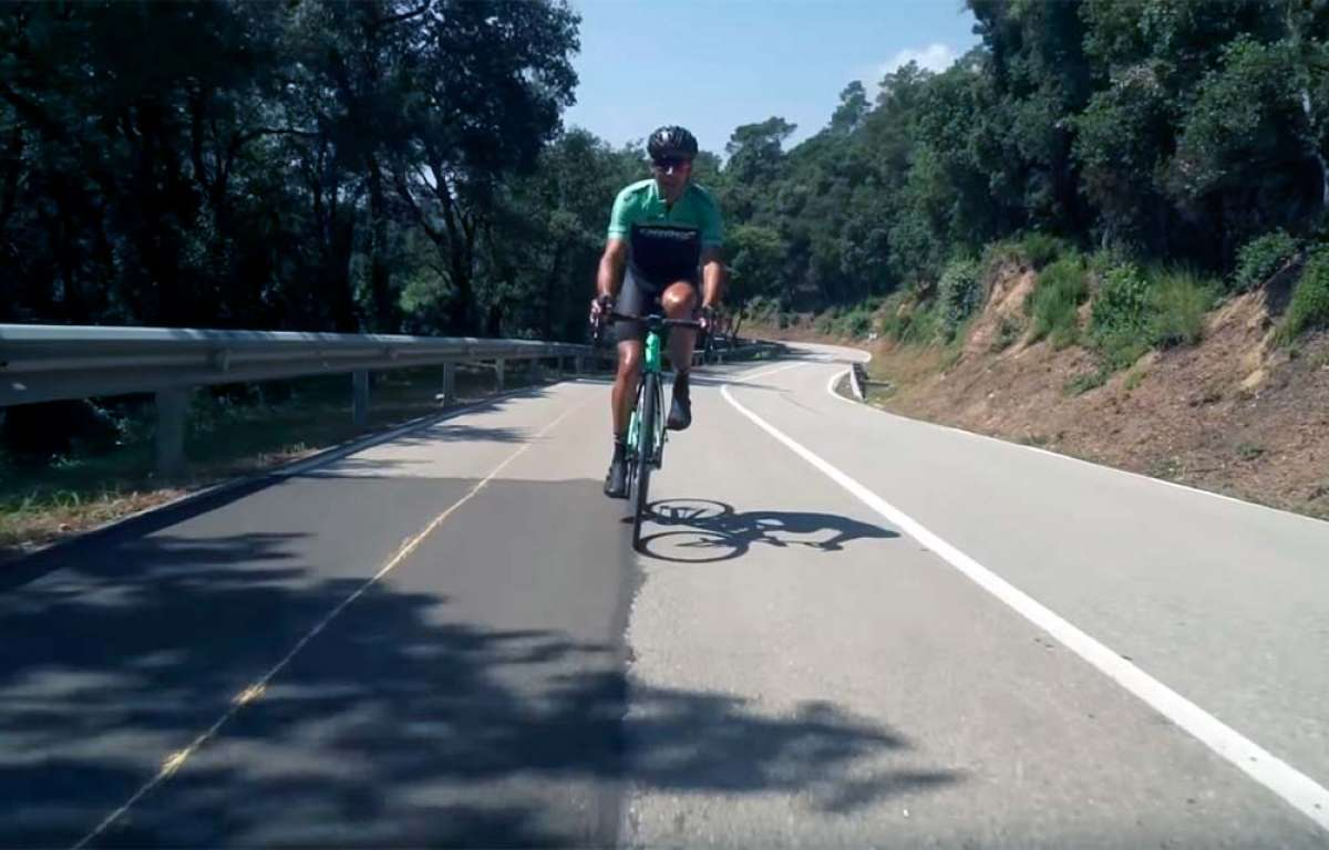 Preparación física con Tomi Misser: el entrenamiento de resistencia sobre la bicicleta