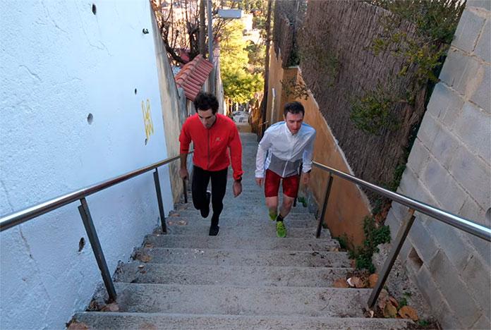 por qu entrenar en escaleras para mejorar sobre la