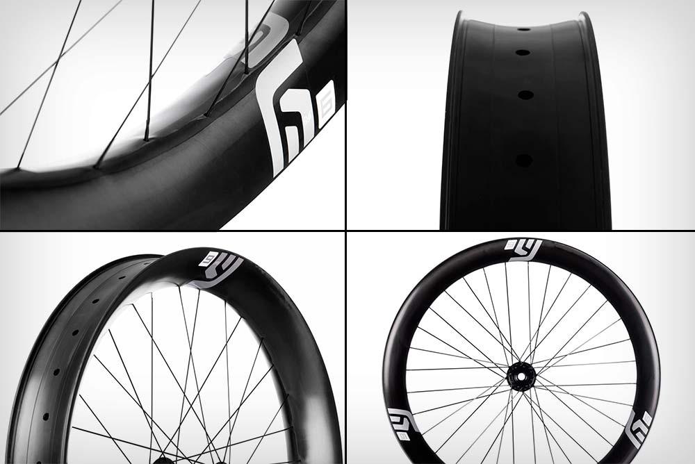 En TodoMountainBike: ENVE M685, las primeras ruedas de carbono para 'Fat Bikes' desarrolladas por la firma